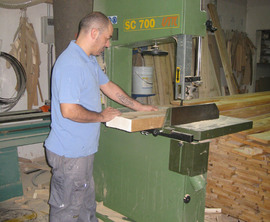 taller de carpintería en Humanes